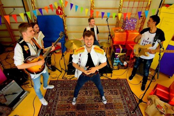 Sint & Friends Liveband totaal