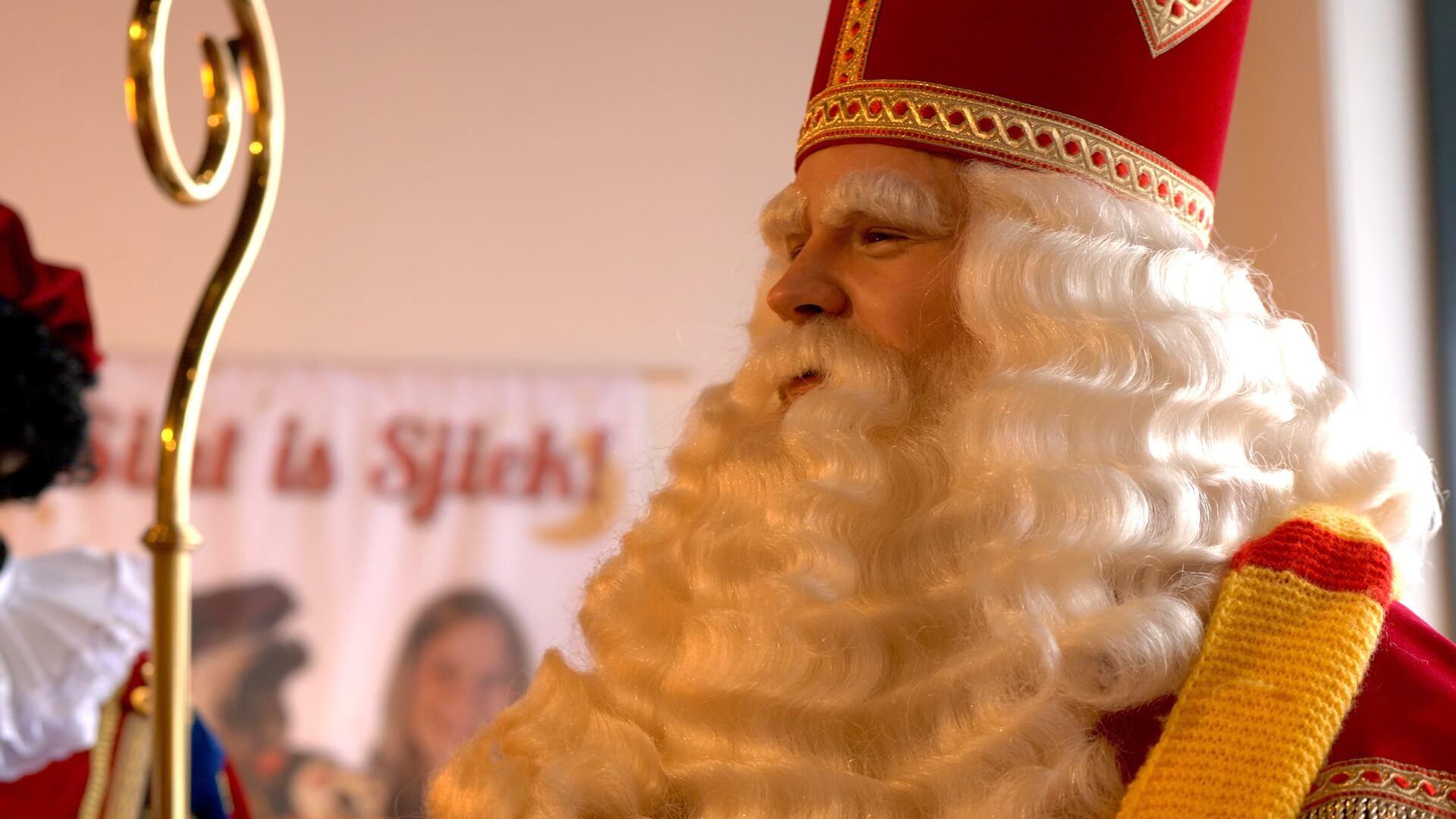 Sinterklaas bezoek roetveegpieten inhuren