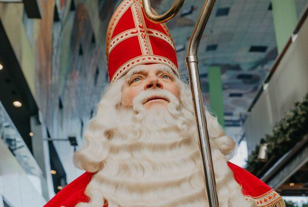 Tips bezoek van Sinterklaas sinterklaasfeest Rotterdam Markthal