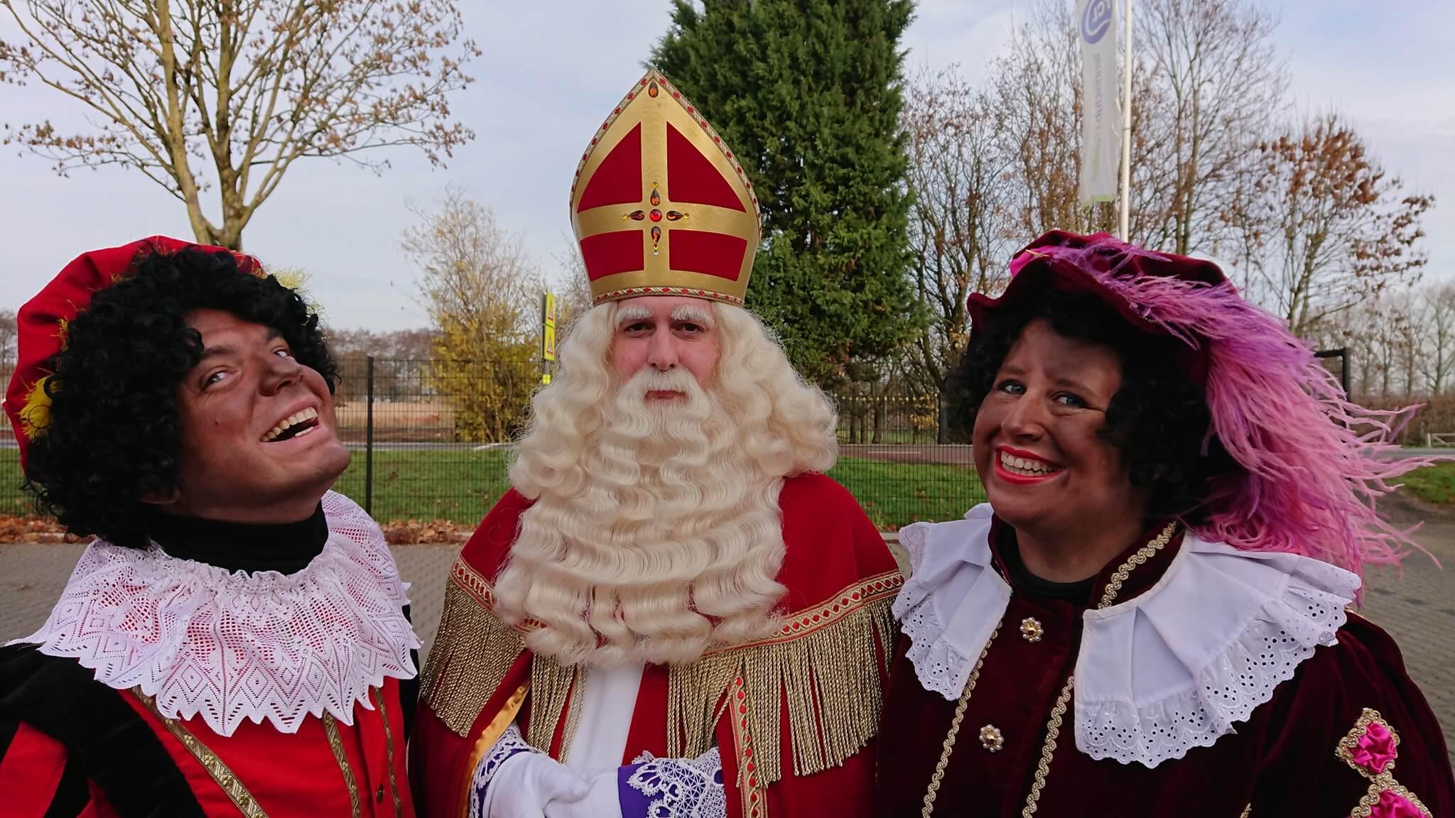Sinterklaasfeest organiseren stappenplan roetveegpieten
