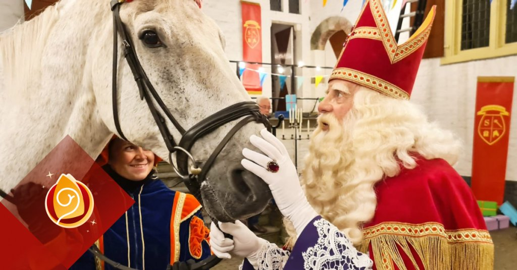TV Sinterklaas Bram van der Vlugt