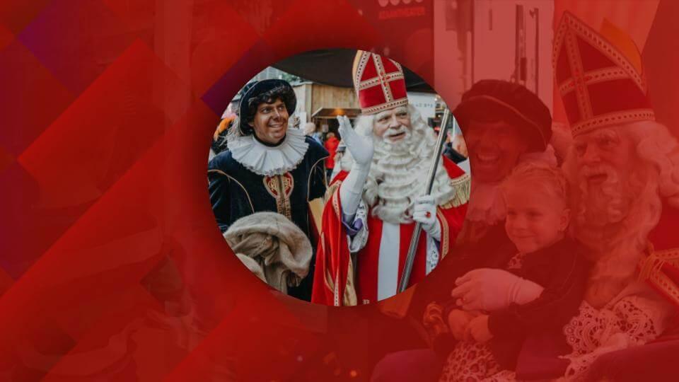 Sinterklaas en Roetveegpieten huren bestellen boeken bezoek