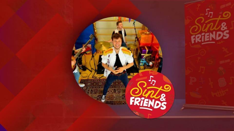Sint & Friends Liveband boeken