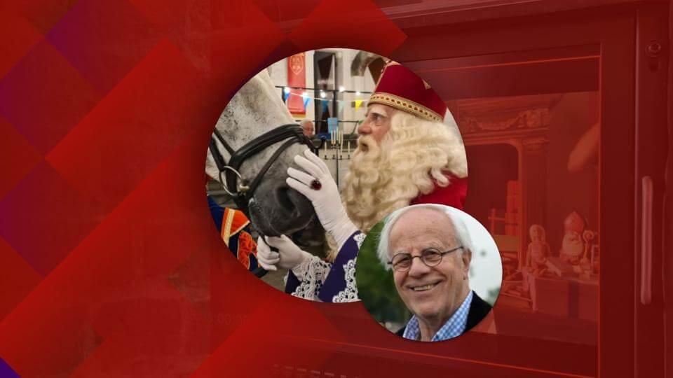 Sinterklaas Bram van der Vlugt boeken
