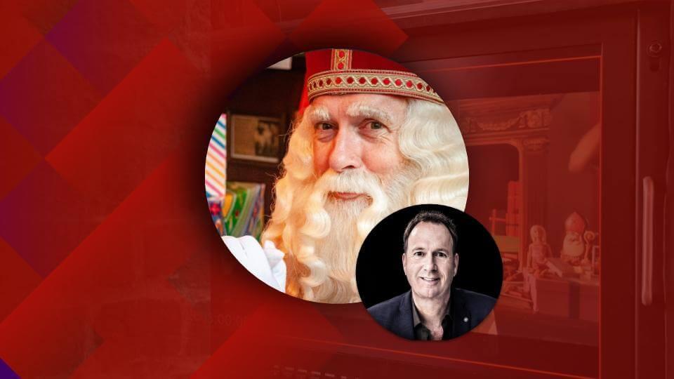Sinterklaas Jochem van Gelder
