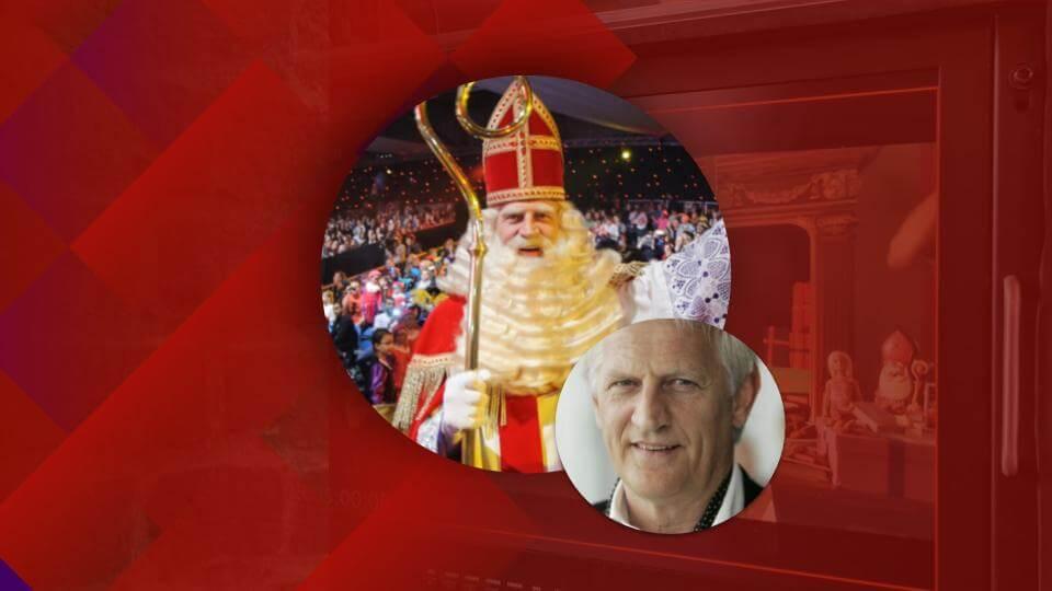 Sinterklaas Wilbert Gieske