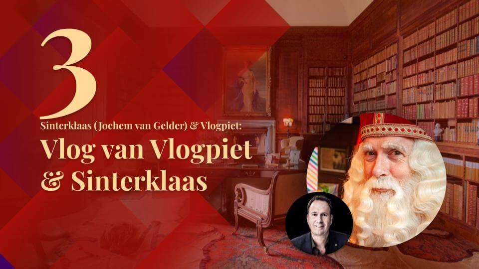 Videobericht van Sinterklaas boeken