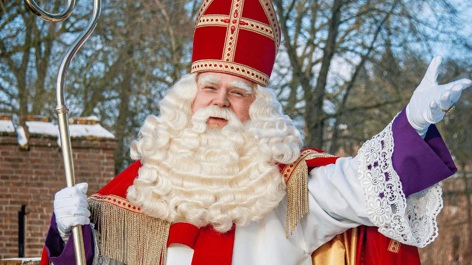 Sinterklaas huren Amsterdam